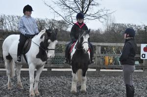 Riding Lessons Follifoot Park Riding Centre